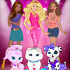 Play Kids Games  Barbie Fashion Pets